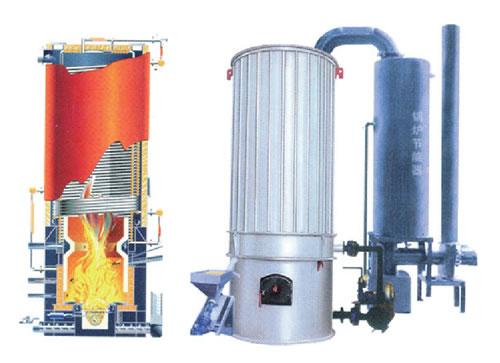 ygl系列生物质颗粒有机热载体炉